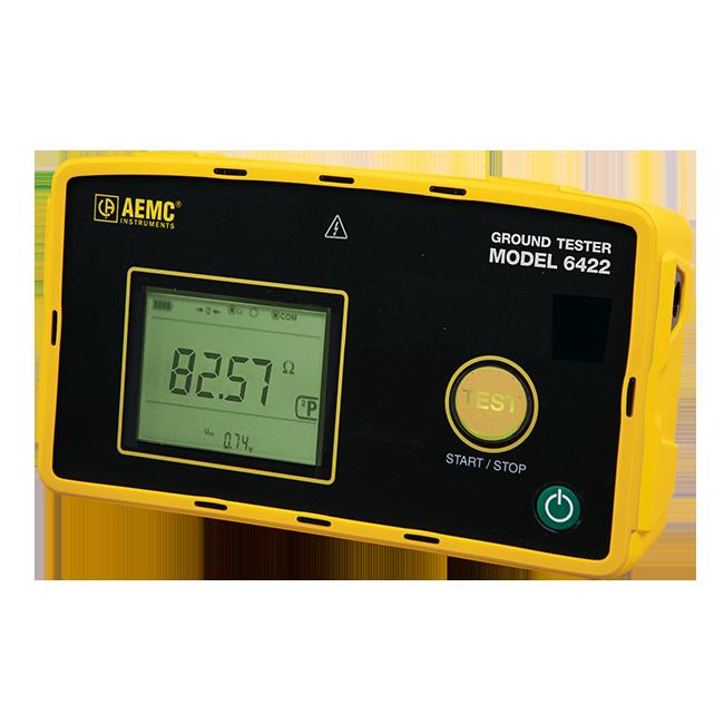 FJZ-FJZ Precise instrument AT9600 AC Ground Resistance Tester Ohm Meter