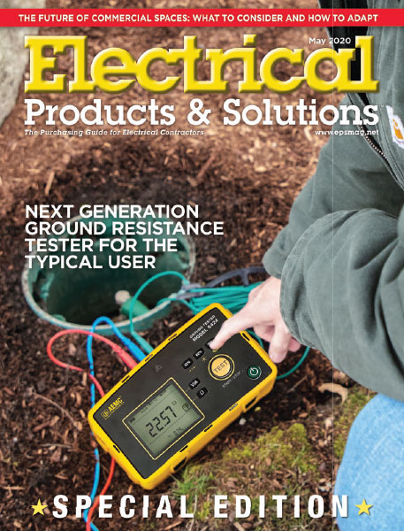AEMC Instruments Electrical Products and Solutions cover story Next Generation Ground Resistance Testers