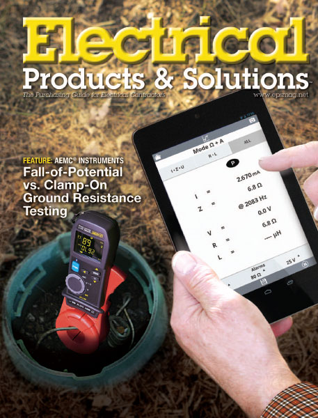 Fall-of-Potential versus Clamp-on Ground Resistance Testing article