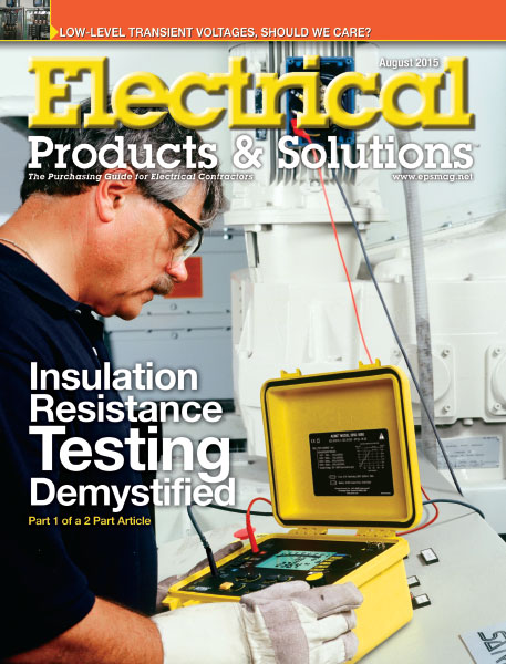 AEMC Instruments Insulation Resistance Testing Demystified article